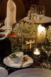 Wedding party detail Stock Photo