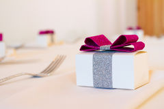 Wedding Party Favors Stock Photos