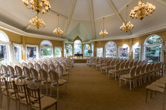 The wedding pavilion, Calgary Stock Photos