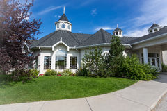 The wedding pavilion, Calgary Stock Photography