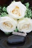 Wedding Pearls Stock Photography