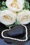 Wedding Pearls Stock Photos
