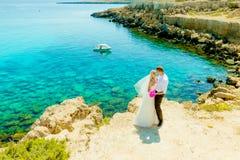 Wedding photo shoot Royalty Free Stock Images
