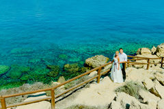 Wedding photo shoot Royalty Free Stock Photos
