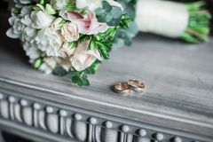 Wedding photo royalty free stock photo