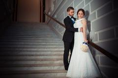 Wedding photography beautiful couple Royalty Free Stock Photos