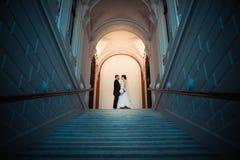 Wedding photography beautiful couple Stock Photo