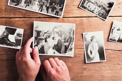 Wedding photos Royalty Free Stock Images