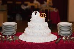 Wedding pie Royalty Free Stock Photo
