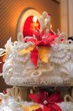 Wedding Pie Royalty Free Stock Image