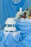 Wedding pie. Stock Photo