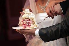 Wedding pie Royalty Free Stock Photography