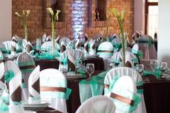 Wedding place Stock Photos