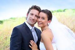 Wedding portrait Stock Photo