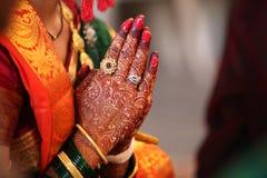 Wedding Prayers royalty free stock photo
