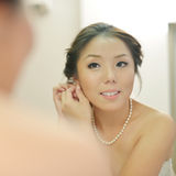 Wedding preparation Royalty Free Stock Photo