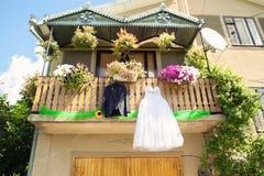 Wedding Preparation Royalty Free Stock Image