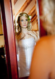 Wedding preparations Stock Photo