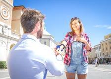 Free Wedding Proposal Stock Images - 41278164