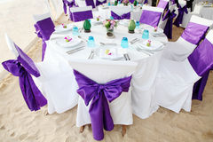 Wedding reception. Stock Image