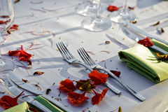 Wedding Reception. Stock Images