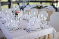 Wedding Reception. Stock Photography