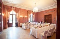 Wedding Reception Stock Image