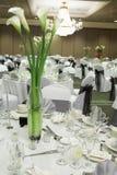 Wedding Reception Area Stock Image