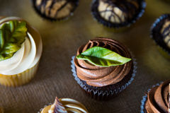 Wedding Reception Cupcakes Royalty Free Stock Images