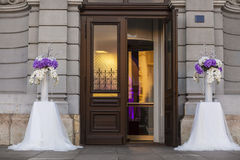 Wedding reception Royalty Free Stock Image