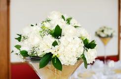 Wedding reception decoration Stock Image