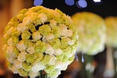 Wedding reception overview Stock Photos