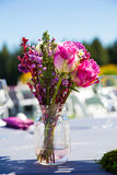 Wedding Reception Table Details Royalty Free Stock Photos
