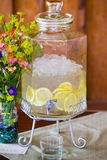 Wedding Reception Water Jar Stock Images