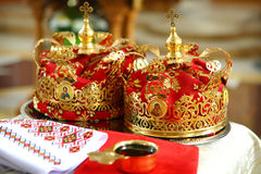 Wedding religion ceremony Stock Images