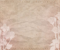 Wedding Retro Background Texture Stock Images