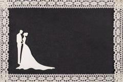 Wedding retro Royalty Free Stock Images