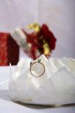 Wedding ring Royalty Free Stock Photography