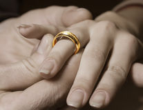 Free Wedding Ring Stock Photo - 13285790