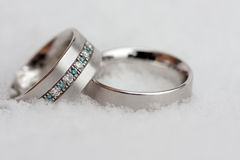 Wedding ring 2 Royalty Free Stock Photos