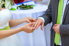 Free Wedding Ring Royalty Free Stock Photo - 50409145