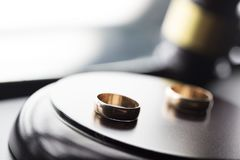 Divorce law concept. Stock Photography