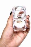 Wedding ring jewellery Stock Photos