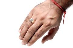 Wedding ring jewellery Royalty Free Stock Photos