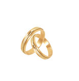 Wedding rings 2 Royalty Free Stock Photo