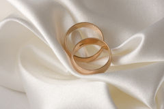 Wedding rings 3 Stock Images