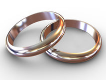 Wedding Rings. Stock Images