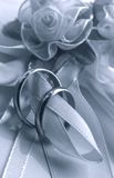 Wedding rings Royalty Free Stock Photo