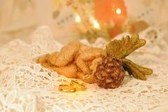 Wedding Rings/Invitation Stock Photography