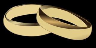 Wedding Rings, Wedding, Marriage Stock Image
